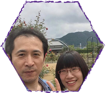 県外から初来店の高田様ご夫婦